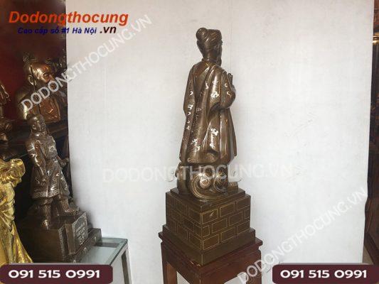 Tuong Tran Quoc Tuan Tuyet Dep Cao 70cm 2