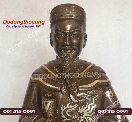 Tuong Tran Quoc Tuan Tuyet Dep Cao 70cm 5