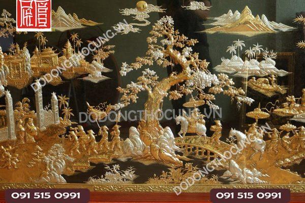 Tuyet Pham Tranh Vinh Quy Bai To Ma Vang Bac (2)