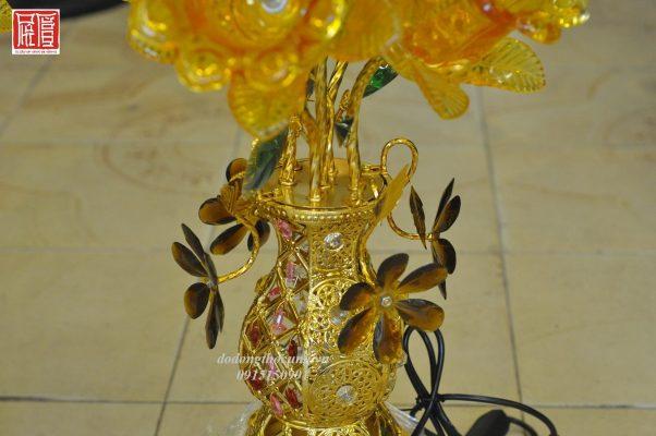 Den Tho Led Hoa Ly (2)