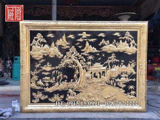 Tranh Phong Canh Ma Vang 1 Min