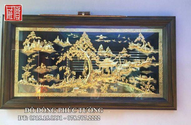 Tranh Phong Canh Ma Vang 4