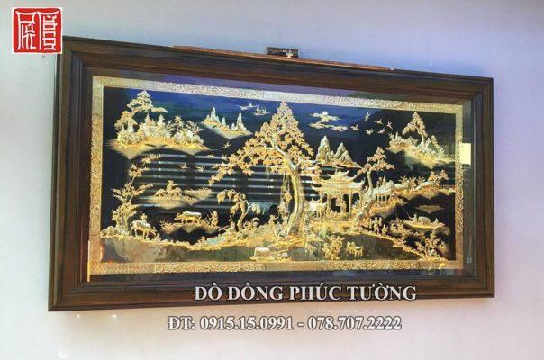 Tranh Phong Canh Ma Vang 5