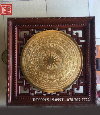 Tranh Trong Dong Ma Vang