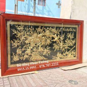 Tranh Vinh Hoa Phu Quy Ma Vang 24k1 2 Min